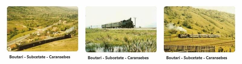 Képek a Hátszeg-Baucár-Karánsebes fogaskerekű vasútról
