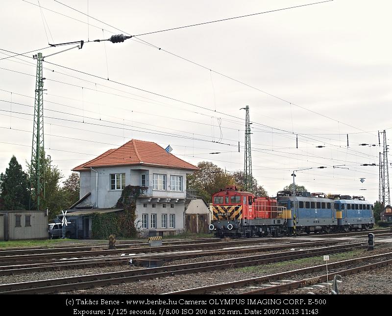 M44 430 Debrecenben fotó