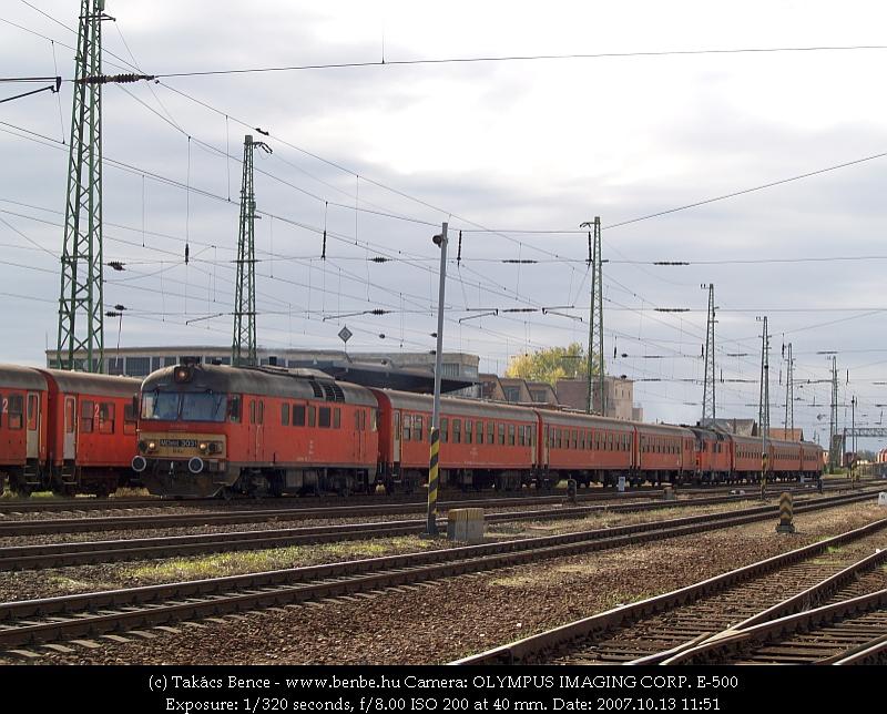 The MDmot 3031 at Debrecen photo