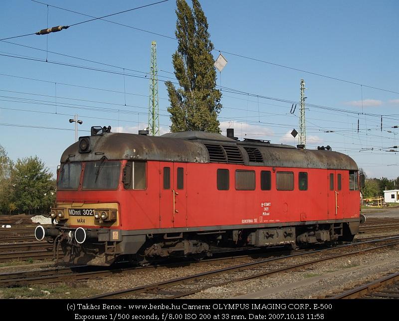 MDmot 3021 Debrecenben fotó