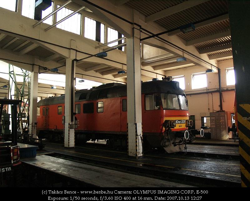 MDmot 3036 Debrecenben fotó