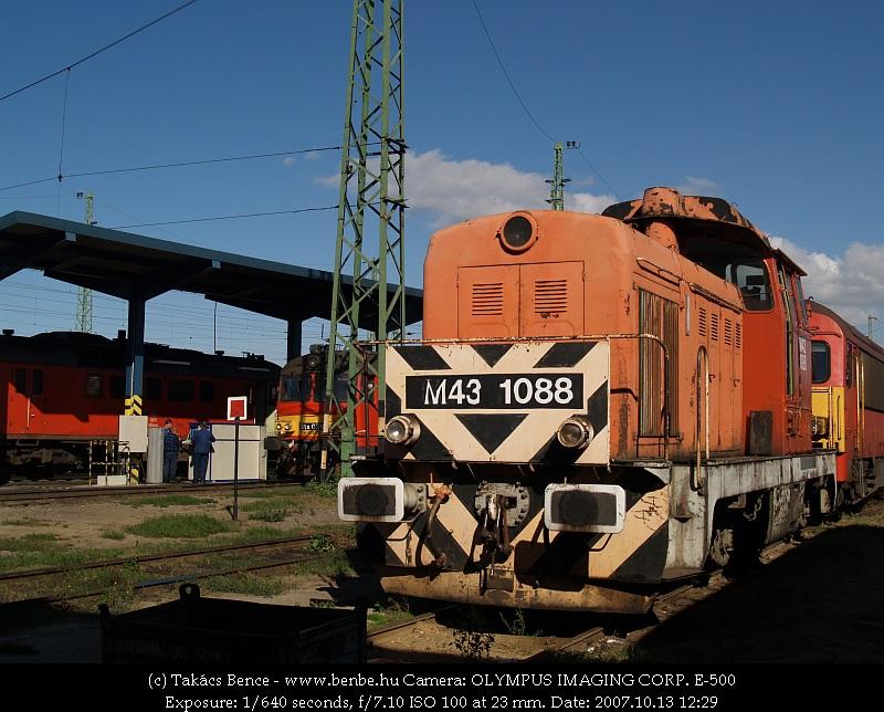 M43 1088 viszont javításra várt fotó