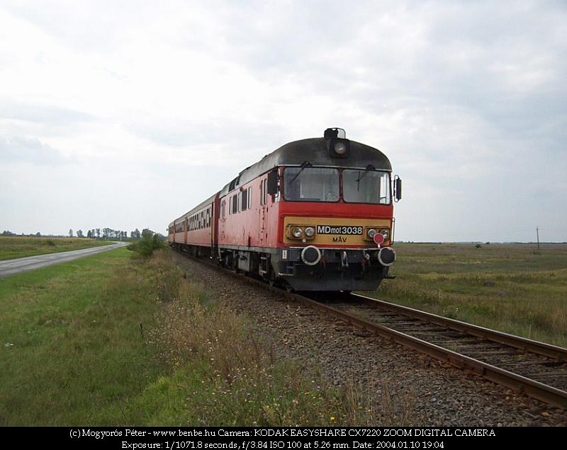 MDmot 3008 Nagykereki elõtt fotó