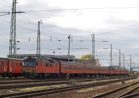 The MDmot 3031 at Debrecen