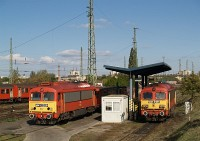 The M41 2326 and the classical 2185 at Debrecen