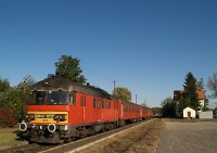 MDmot 3028 at L�tav�rtes station