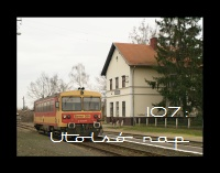 107: The Last Day on the S�r�nd-L�tav�rtes Branch Line