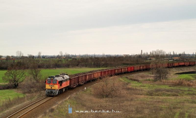 M62 323 Tócóvölgy és Debrecen között fotó
