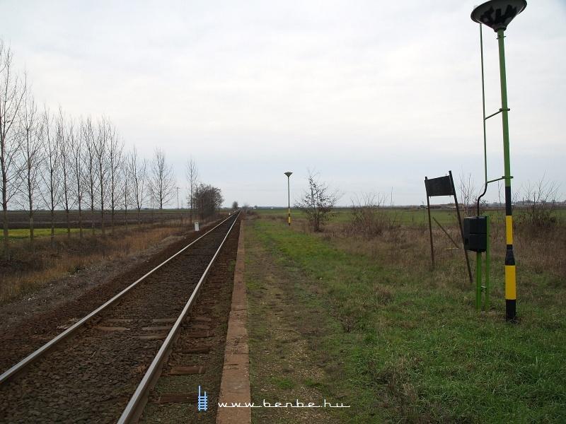 Mikepércs megállóhely fotó