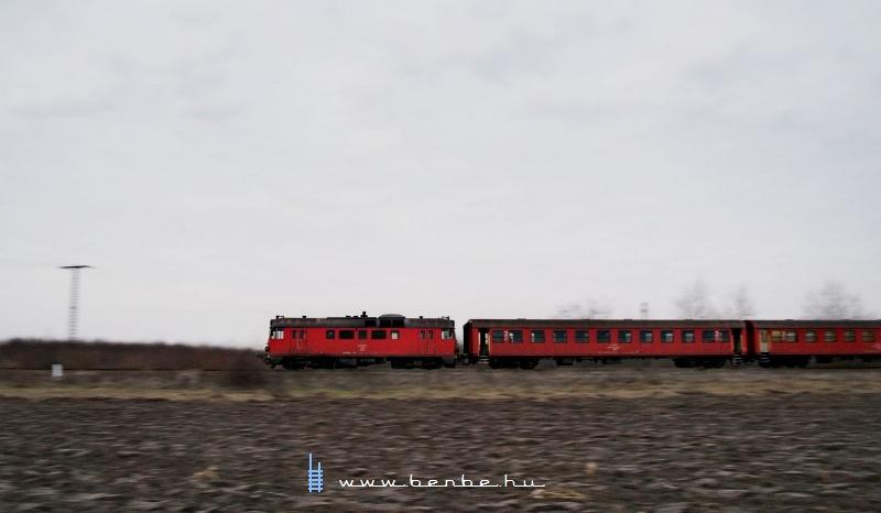 MDmot 3003 Hosszúpályinál fotó