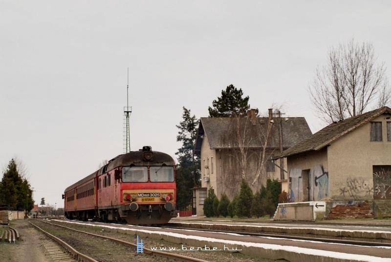 MDmot 3025 Sárándon fotó