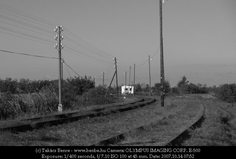 Kocsord alsó állomás fotó