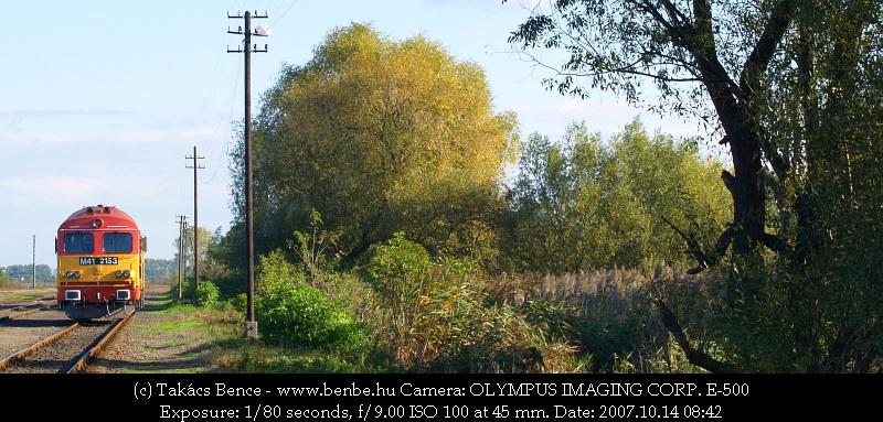 M41 2153 tolat Fehérgyarmaton fotó