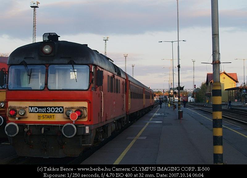 MDmot 3020 Mátészalkán fotó