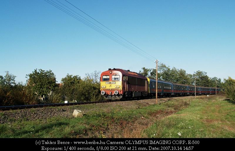 M41 2154 Tunyogmatolcson fotó