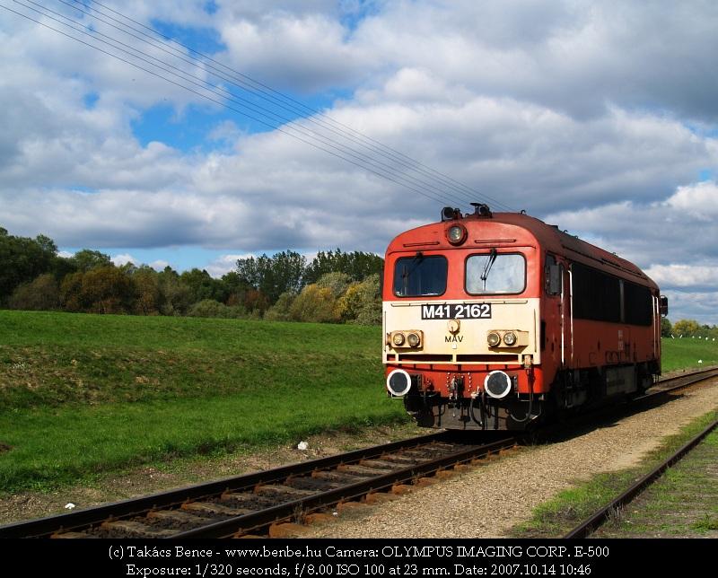 M41 2162 Tiborszálláson fotó