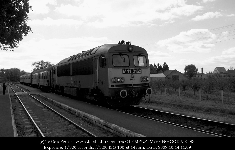 M41 2162 Nagyecseden fotó