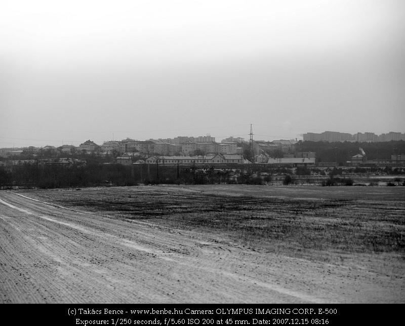 Veszprém külsõ állomás fotó