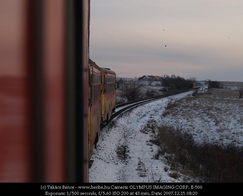 Kilátás Eplény és Veszprém között fotó