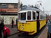 The BKV 2624 historic tram at Széll Kálmán tér