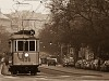 Historic tram car number 436