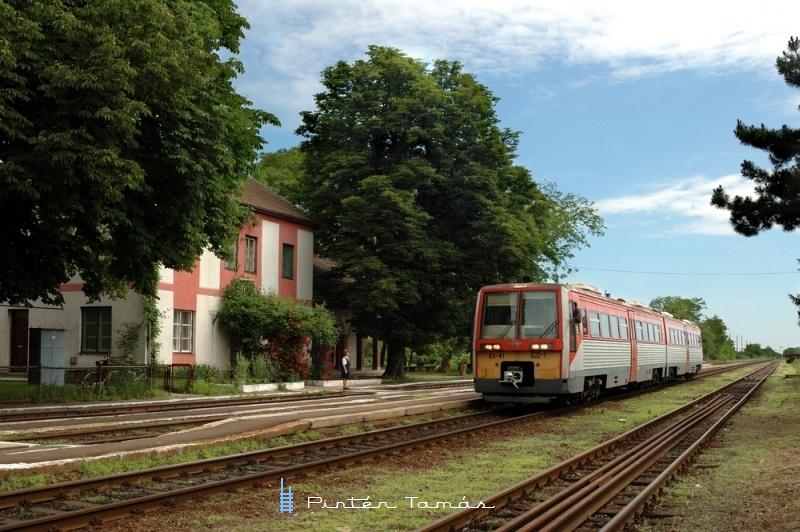 6341 035-1 Csorváson fotó