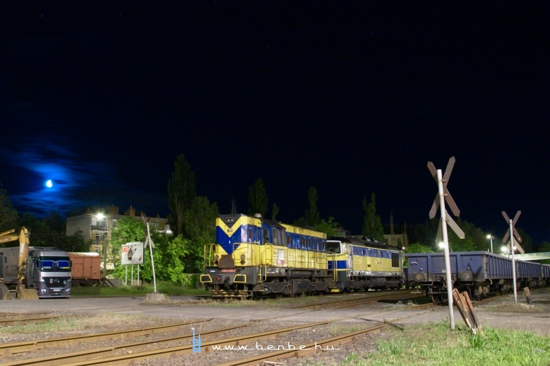 The 740 456-9 is sleeping at Békéscsaba photo
