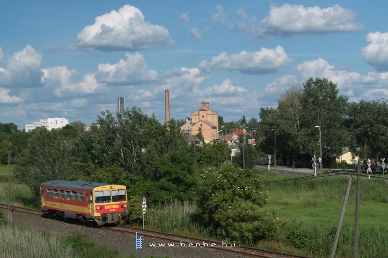 Bzmot 170 Orosházát hagyja el, útban Szentesre fotó