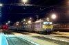 The V43 1115 is arriving with EN Dacia at B�k�scsaba