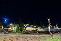 The 740 456-9 is sleeping at B�k�scsaba