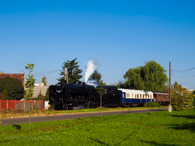 The MÁV Nosztalgia kft. 424 photo
