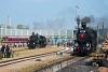 A MÁV 411 118 és az ÖBB 310.23 Füsti állomáson