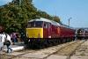 The Continental Railway Solution 047 375 <q>Falcon</q> seen at MVP - Magyar Vasúttörténeti Park