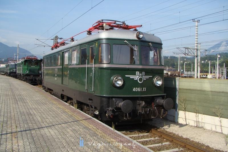 The 4061.13 at Wörgl Hauptbahnhof photo