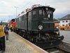 A 1245.04 pályaszámú mozdony is vendégszerepelt Wörglben