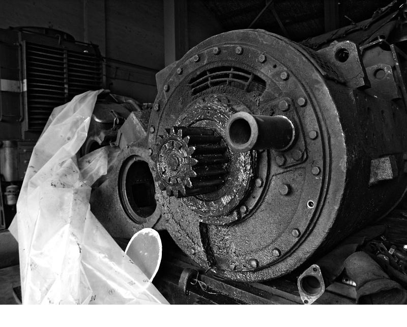 Bobo TC vontatómotor fotó