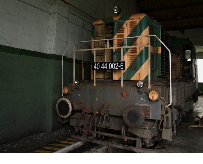 40 44 002-6 Nagykanizsán fotó