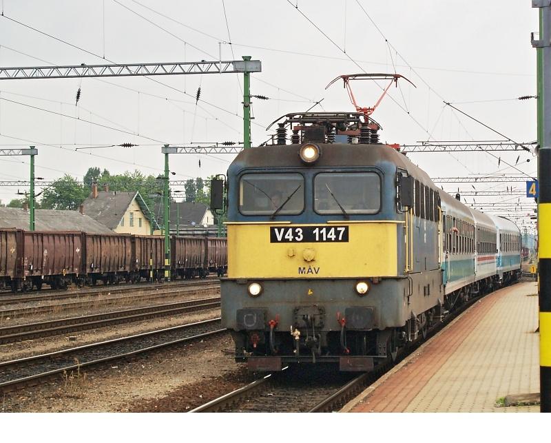 V43 1147 Nagykanizsán fotó