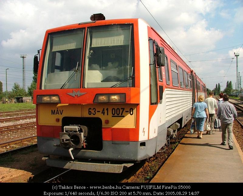 6341 007-0 Óbudán fotó