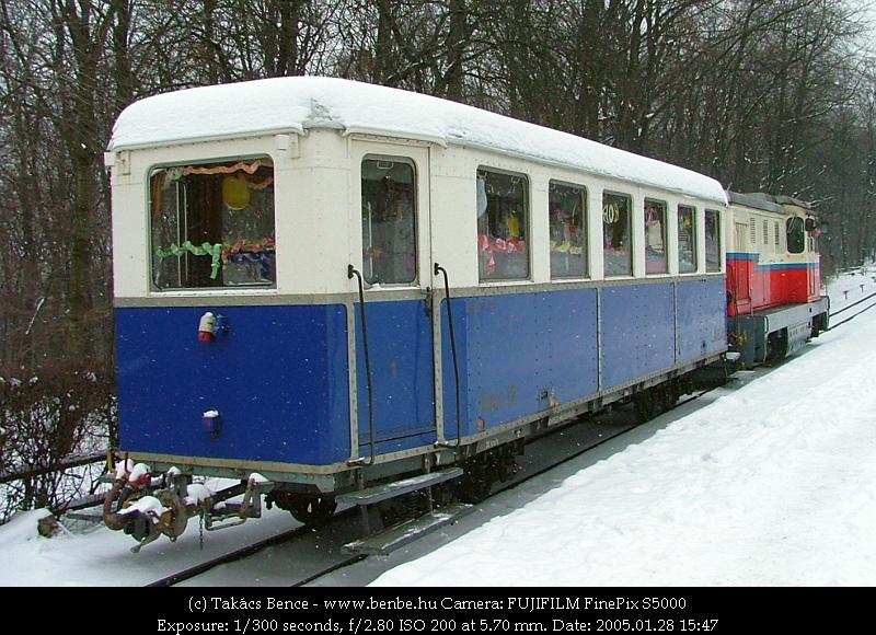 Mk45 2003 tolat Hûvösvölgyben fotó
