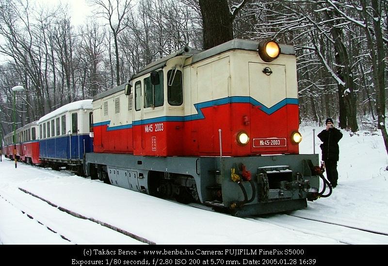Mk45 2003 Virágvölgyben fotó
