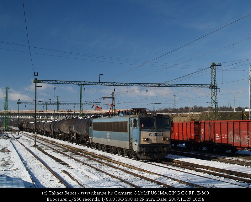 V63 008 Nagytétény-Diósdon fotó
