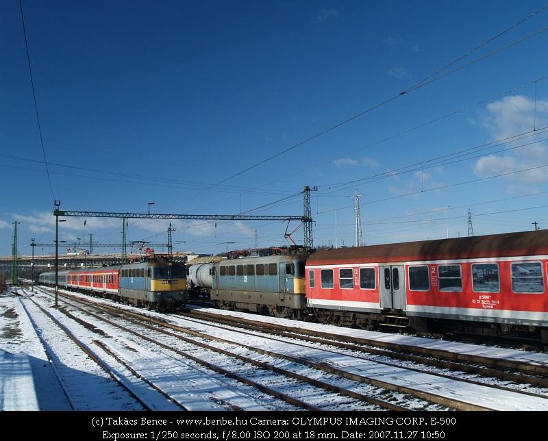 V43 1066 és 1147 Nagytétény-Diósd állomáson fotó