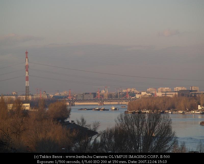 Budapest, Déli vasúti híd fotó