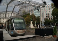 Citadis showcase at Budapest