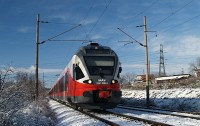The 5341 006-4 near rdliget
