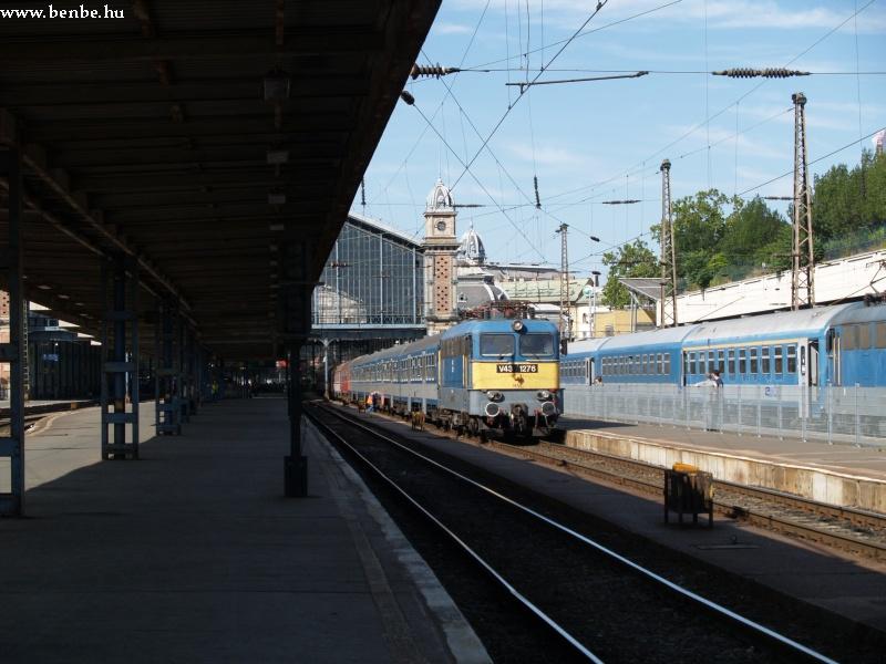 V43 1276 a Nyugatiban fotó
