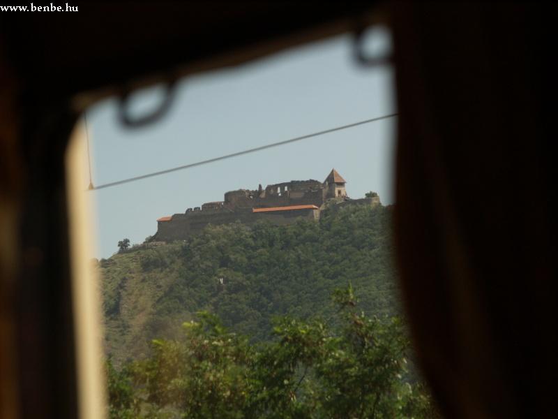 A visegrádi királyi palota fotó