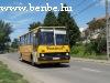 A regional bus at Szob