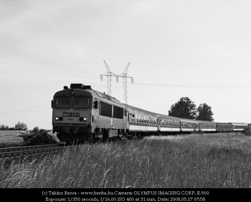 M41 2311 Fülénél fotó